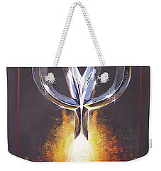 Hot Rod Power  Weekender Tote Bag