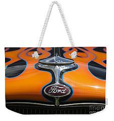 Ford 5 Weekender Tote Bag