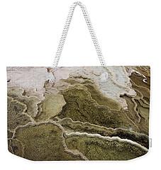 Hot Spring Overflow Weekender Tote Bag