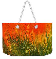 Hot Sun Weekender Tote Bag