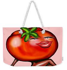 Hot Tomato Weekender Tote Bag