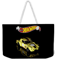 Weekender Tote Bag featuring the photograph Hot Wheels Datsun Fairlady 2000 by James Sage
