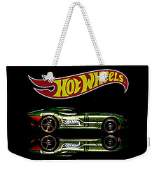Hot Wheels Fast Felion Weekender Tote Bag