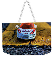 Hot Wheels For The Kid In All Of Us Weekender Tote Bag