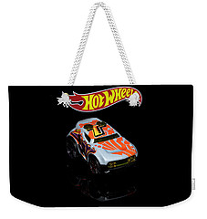 Weekender Tote Bag featuring the photograph Hot Wheels Rocket Box by James Sage