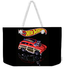 Hot Wheels Surf 'n' Turf Weekender Tote Bag