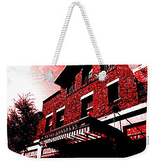 Hotel Congress Weekender Tote Bag