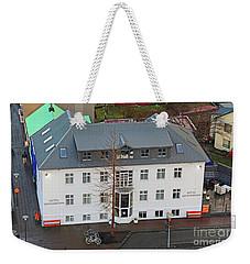 Hotel Leifur Eiriksson 7289 Weekender Tote Bag