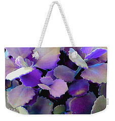 Hothouse Succulents Weekender Tote Bag