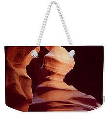 Hour Glass Weekender Tote Bag