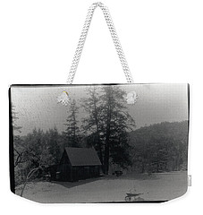 House And Horse Weekender Tote Bag