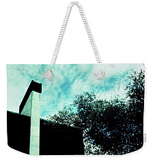 House And Sky Weekender Tote Bag