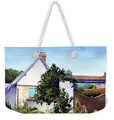 House At Giverny Weekender Tote Bag