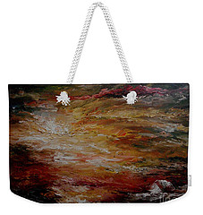House By The Sea Weekender Tote Bag by Rushan Ruzaick