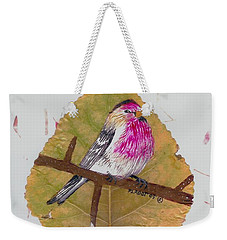 House Finch Weekender Tote Bag by Ralph Root