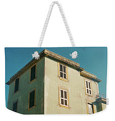 House In Ostia Beach, Rome Weekender Tote Bag