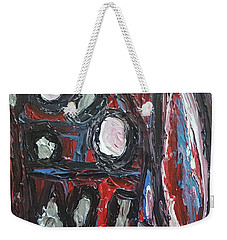 House Of Damnation Weekender Tote Bag