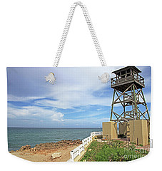 House Of Refuge Summer Weekender Tote Bag