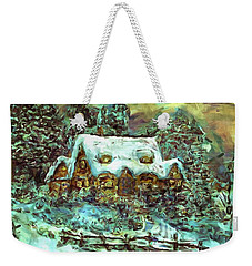 House Of Solace Weekender Tote Bag