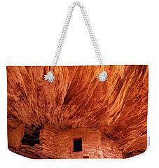 House On Fire Weekender Tote Bag