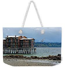 House On Stilts Weekender Tote Bag