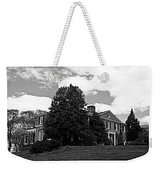 House On The Hill Weekender Tote Bag by Jose Rojas