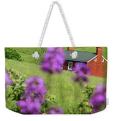 House On Virginia's Hills Weekender Tote Bag