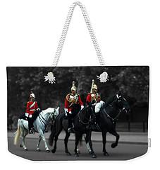 Household Cavalry Weekender Tote Bag