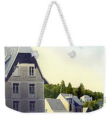 Houses At Murol Weekender Tote Bag