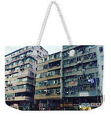 Houses Of Kowloon Weekender Tote Bag