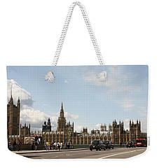 Houses Of Parliament.  Weekender Tote Bag