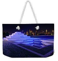 Houston Police Officer Memorial Weekender Tote Bag