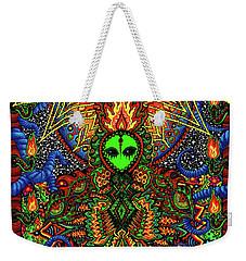 How Do You Like It Here Weekender Tote Bag