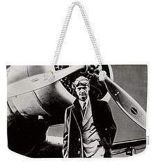 Howard Hughes - American Aviator  Weekender Tote Bag