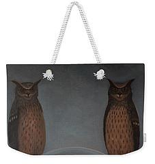 Hu-hu-bro Weekender Tote Bag