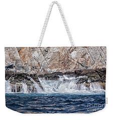 Huatulco's Texture Weekender Tote Bag