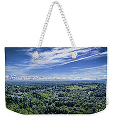 Hudson Valley View Weekender Tote Bag