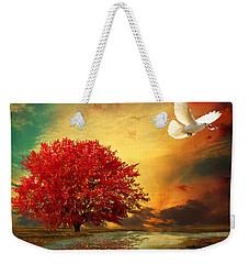 Hued Weekender Tote Bag