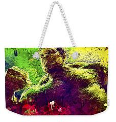 Hulk Smash Weekender Tote Bag