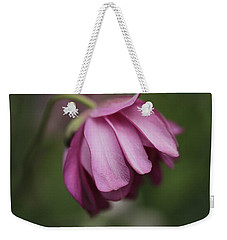 Weekender Tote Bag featuring the photograph Humble Beginnings by Connie Handscomb
