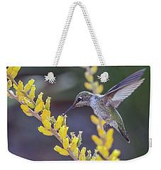 Hummingbird 6750-041818-1cr Weekender Tote Bag