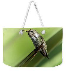 Hummingbird 7484-101017-2cr Weekender Tote Bag