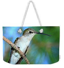 Hummingbird I Weekender Tote Bag