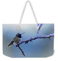 Hummingbird11 Weekender Tote Bag