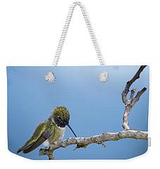 Hummingbird13 Weekender Tote Bag