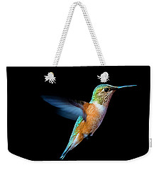 Hummming Bird Weekender Tote Bag