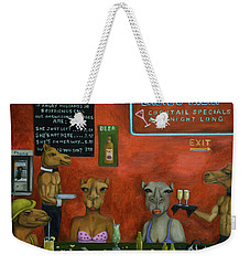 Hump Day Updated Photo Weekender Tote Bag