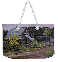Humpals Barn Weekender Tote Bag