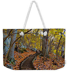 Humpback Rock Trail Weekender Tote Bag