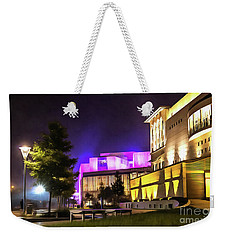 Hungarian National Theater And Palace Of Art Weekender Tote Bag